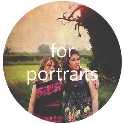 portrait circle1 Portraits