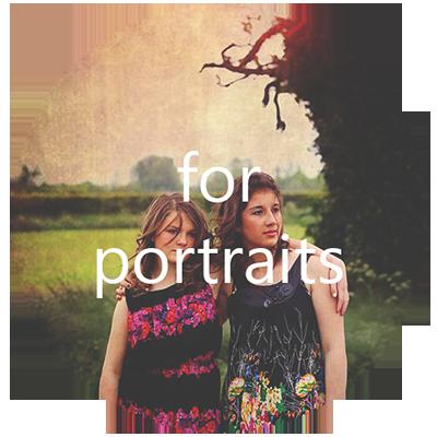 portrait circle
